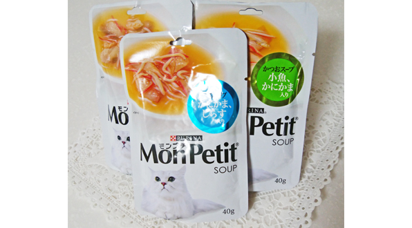 モンプチスープシリーズの商品イメージ
