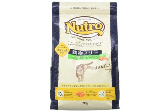 ニュートロナチュラルチョイス穀物フリー商品イメージ