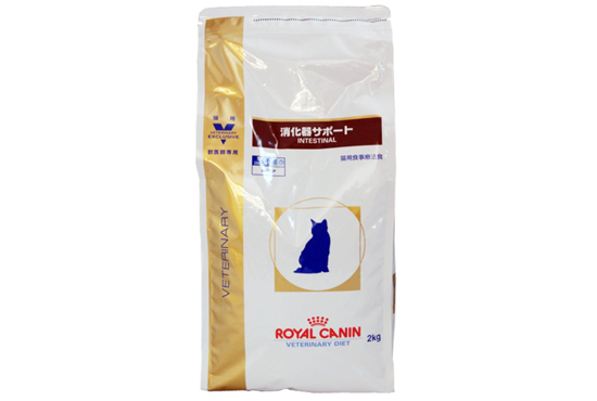 ロイヤルカナン療法食消化器サポート商品イメージ