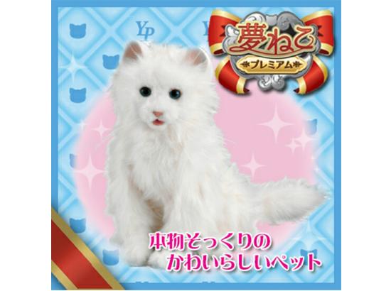 猫ロボット夢ねこプレミアムの画像1