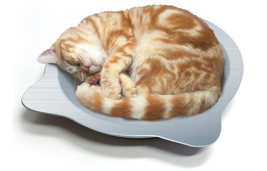 ひんやりクール猫鍋商品イメージ