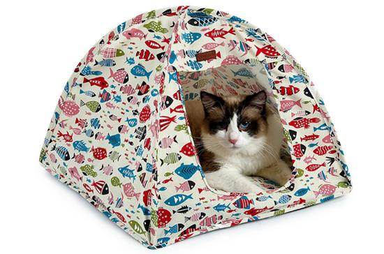 Nosii 猫ハウスドーム型商品イメージ
