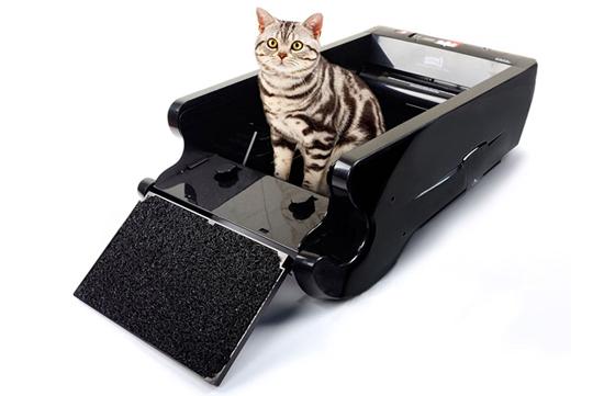 ネイチャーズミラクル 全自動猫トイレ商品イメージ