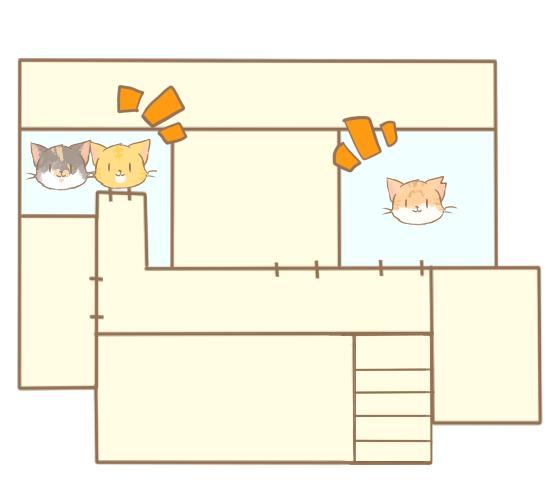 部屋の看取り図