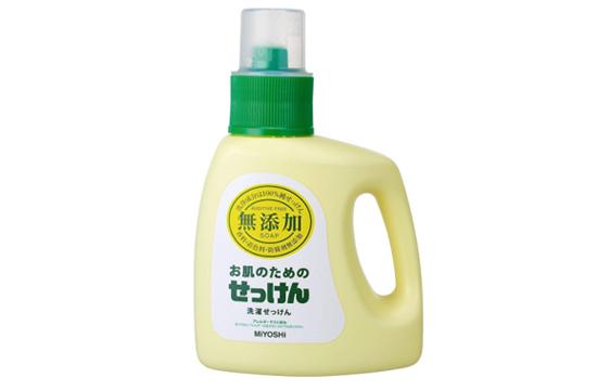 ミヨシ無添加石鹸の商品イメージ