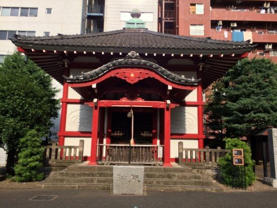 太宗寺の閻魔堂の写真