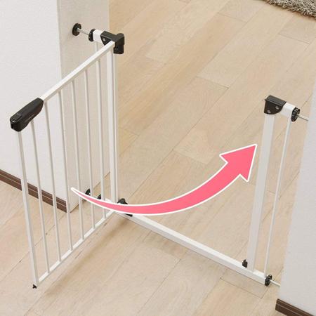 猫脱走対策の簡易ゲート商品のイメージ