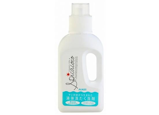 スピカココ液体洗たく洗剤商品イメージ