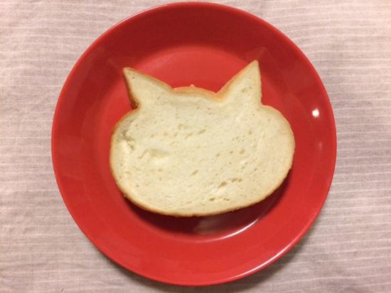 いろねこ食パンの写真1