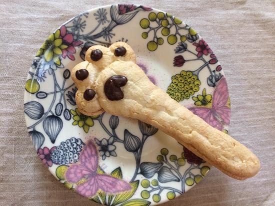いろねこの手パンの写真4