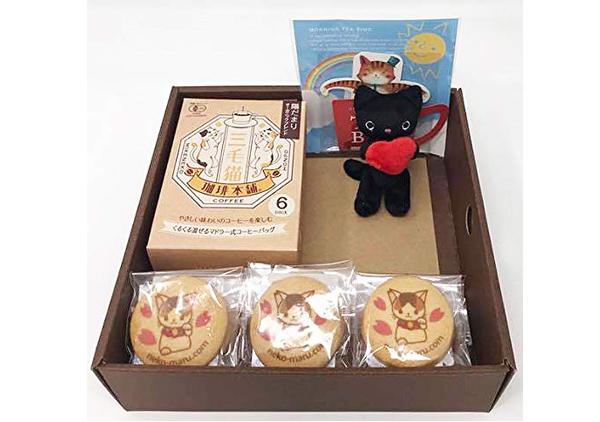 丸山商店ねこセットの商品イメージ