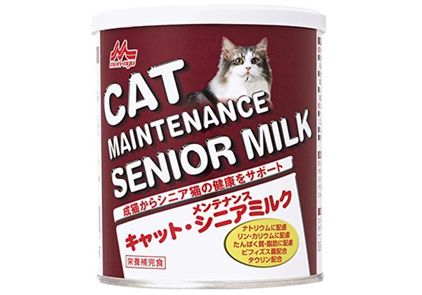 キャットシニアミルク商品イメージ
