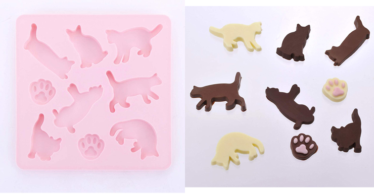 チョコレートモールド商品イメージ