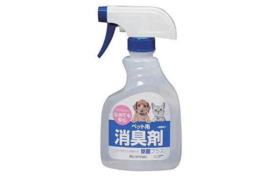 アイリスオーヤマ消臭剤の商品イメージ