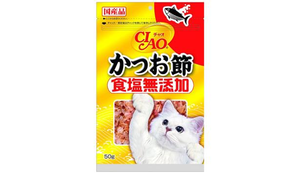 CIAOかつお節の商品イメージ