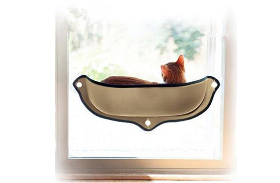 猫の窓用ベッドの商品イメージ